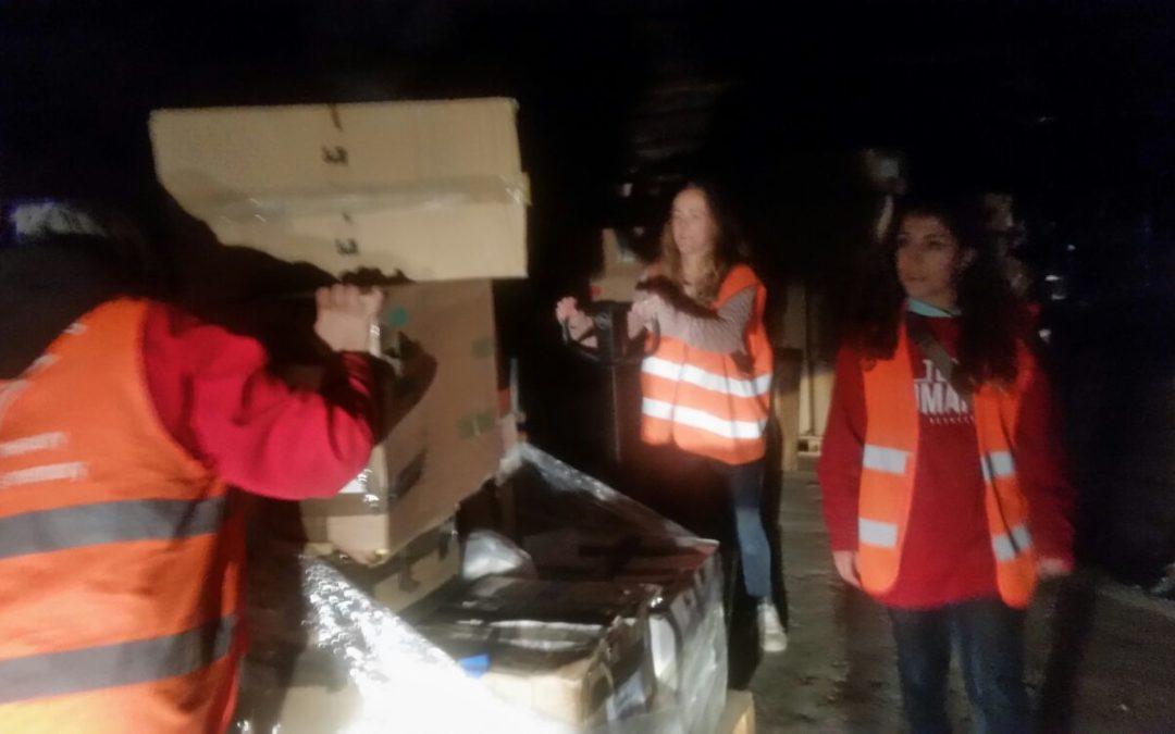¡Increíble trabajo de los voluntarios de olVIDAdos!