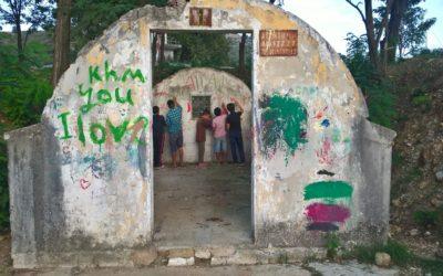 Refugiados en Grecia: soñando con no ser olvidados