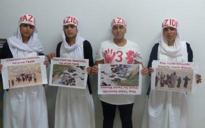 3 agosto: el grito silenciado de los yazidíes