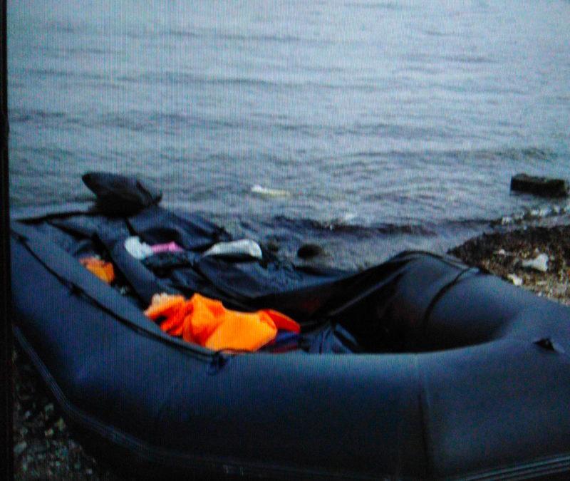 Emergencia en Lesbos